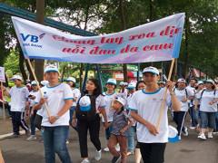 IVB đồng hành cùng chương trình đi bộ: