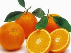 Những tác dụng tuyệt vời của quả cam