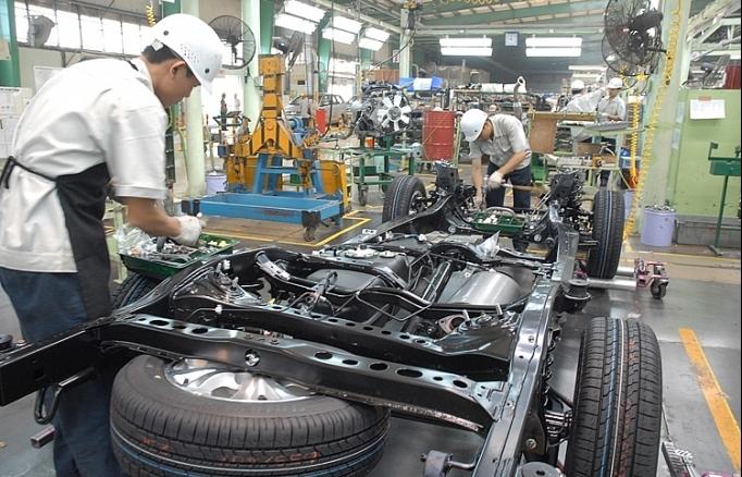 Đòn bẩy công nghiệp hỗ trợ ôtô nằm ở đâu?