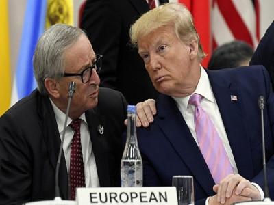 Chiến tranh thương mại Mỹ - Trung:  EU có