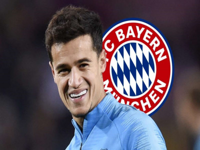 Bayern đạt thỏa thuận mượn Coutinho