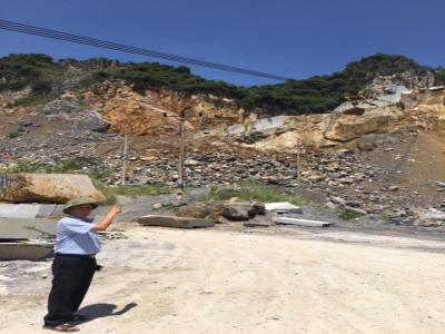 """Yên Định (Thanh Hóa): Nhiều doanh nghiệp lao đao vì """"chờ"""" cấp phép khai thác mỏ đá"""