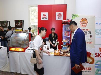 Ngày hội khởi nghiệp –tập trung nhiều ý tưởng kinh doanh mới của Việt  Nam và thế giới