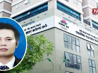 Chủ tịch ĐH Đông Đô Trần Khắc Hùng bị truy nã: Khi doanh nhân đi làm giáo dục