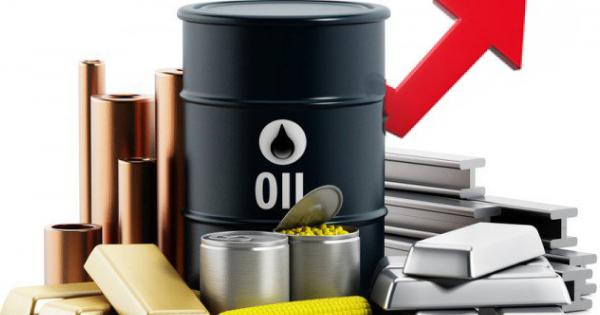 Thị trường ngày 29/8: Giá dầu tiếp tục tăng mạnh, bạc cao nhất 16 tháng