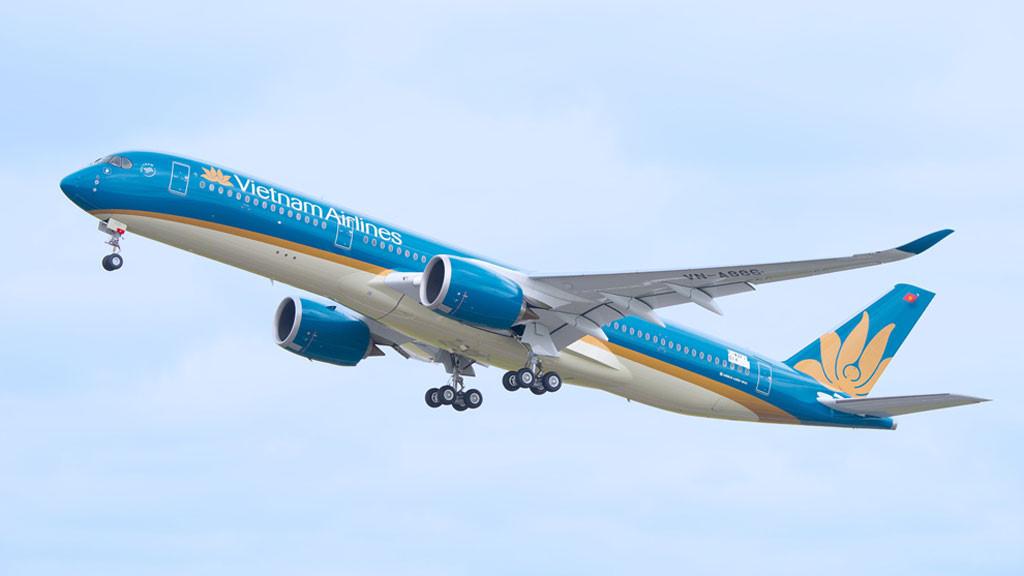 Từ 10.10, máy bay Vietnam Airlines kết nối wifi qua vệ tinh