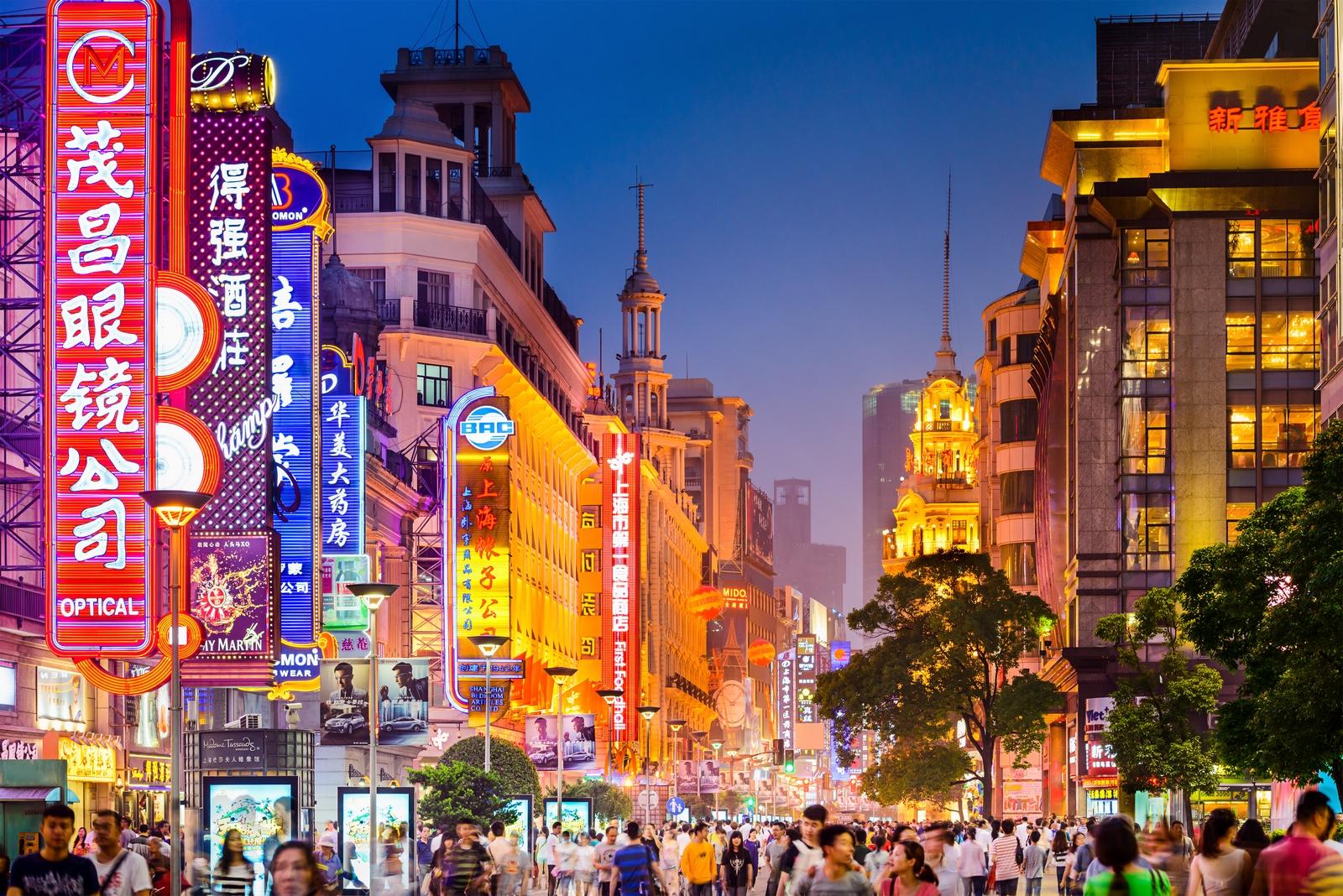 Trung Quốc và công cuộc dồn sức cho nền kinh tế ban đêm