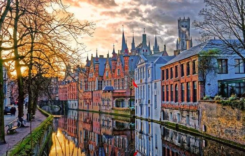 15 thành phố kênh đào đẹp nhất thế giới bất ngờ có Việt Nam