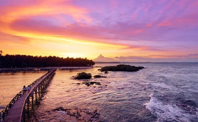 Đảo Siargao - thiên đường mới ở vùng biển Philippines
