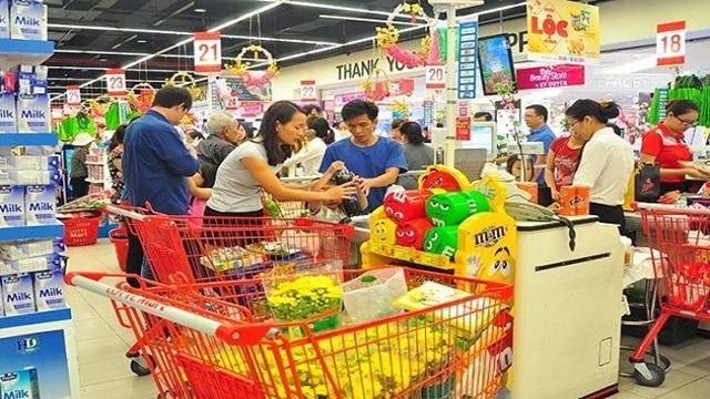 Doanh thu bán lẻ hàng hóa, dịch vụ tiêu dùng đạt 3,2 triệu tỷ đồng