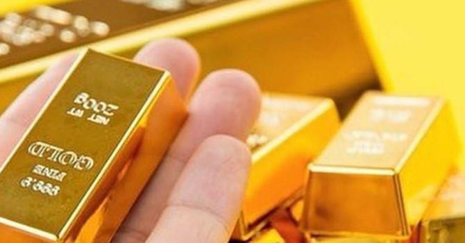 Nhà đầu tư mua mạnh, giá vàng tăng trở lại