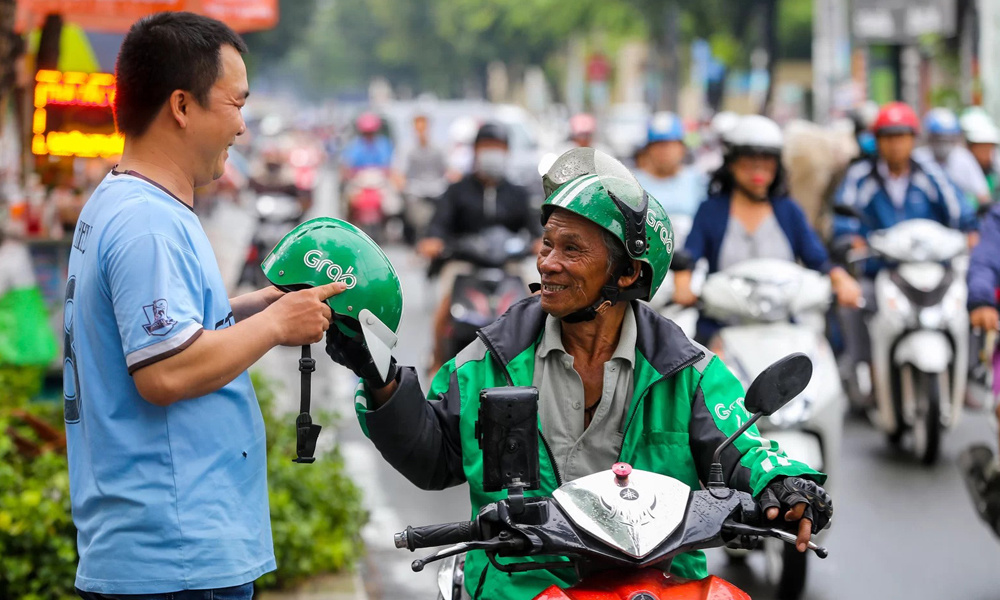 Grab sẽ rót thêm nửa tỷ USD vào Việt Nam