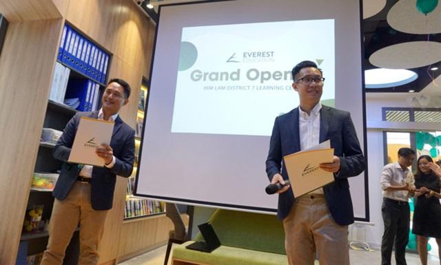 Everest Education được đầu tư 4 triệu USD