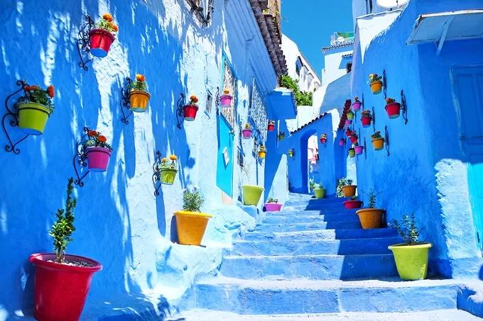 Lý do bạn nên đến Morocco - viên ngọc xanh của châu Phi