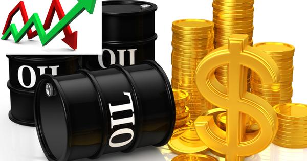Thị trường ngày 9/8: Dầu đảo chiều tăng, vàng quay đầu giảm xuống dưới 1.500 USD/ounce