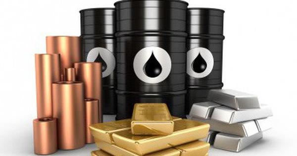 Thị trường ngày 21/8: Vàng bật tăng trên ngưỡng 1.500 USD, quặng sắt thấp nhất 10 tuần