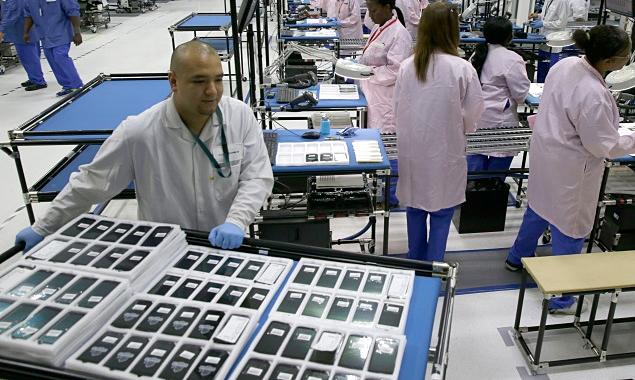 Smartphone được sản xuất thế nào