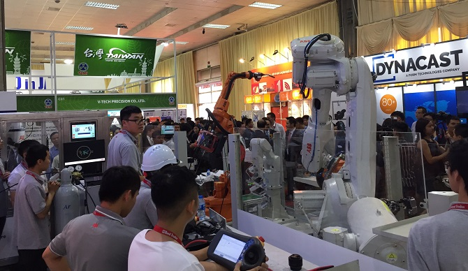 Cơ hội giao thương về công nghiệp hỗ trợ và phụ tùng công nghiệp cho các DNNVV Việt Nam