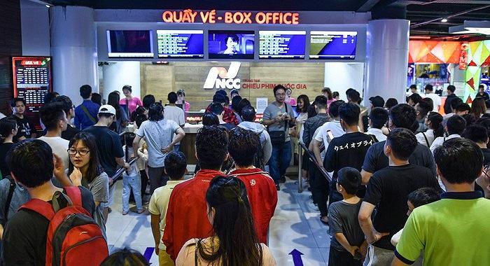 Khán giả đã hình thành thói quen ra rạp xem phim Việt