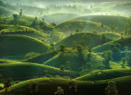 Phong cảnh khắp Việt Nam nhìn từ trên cao