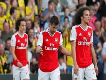 Souness: 'Arsenal như đội bán chuyên'