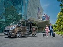 Xe đa dụng 7 chỗ Ford Tourneo  chính thức ra mắt thị trường Việt Nam