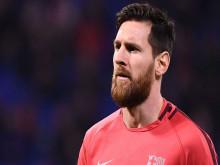 Messi có thể tự do rời Barca
