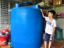 """Nông Cống (Thanh Hóa): Dân quanh năm """"khát"""" nước sạch"""