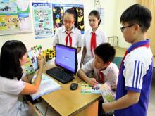 BHXH TP. Hà Nội: Tăng cường các giải pháp thực hiện BHYT học sinh, sinh viên năm học mới