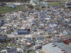 Cảnh tượng 'như tận thế' ở đảo Bahamas sau siêu bão 'quái vật' Dorian