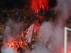 Hà Nội FC họp báo nóng vụ bắn pháo sáng gây thương tích