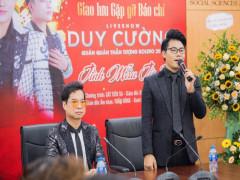 """Duy Cường - Quán quân """"Thần tượng Bolero 2018"""" thực hiện Liveshow"""