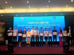 Techfest vùng Đông Nam Bộ 2019 tại Bà Rịa Vũng Tàu: 50 dự án khởi nghiệp - 155,000 USD quan tâm đầu