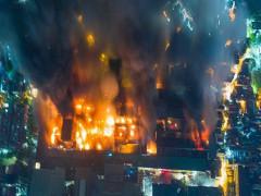 Chỉ đạo nổi bật: Khẩn trương xử lý hậu quả vụ cháy tại Công ty Rạng Đông