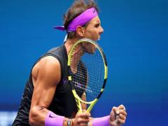 Thắng kịch tính Daniil Medvedev, Rafael Nadal vô địch Mỹ mở rộng 2019