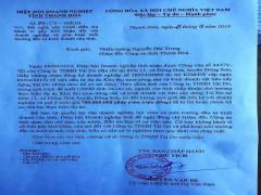 Hiệp hội Doanh nghiệp tỉnh Thanh Hóa: Đề nghị tháo gỡ khó khăn cho doanh nghiệp
