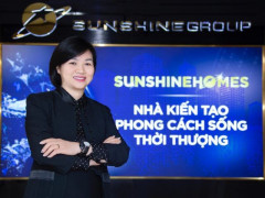 Kết thúc hành trình chóng vánh ở Bamboo Airways, bà Dương Thị Mai Hoa cập bến Sunshine Group