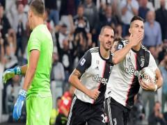 Juventus tìm lại niềm vui chiến thắng