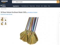 Tìm đường xuất khẩu qua chợ online