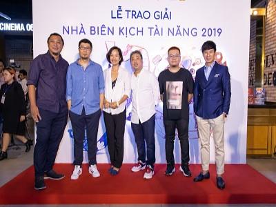Lễ trao giải Nhà biên kịch tài năng 2019