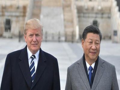 """Kinh tế sa sút """"ép"""" Trung Quốc mềm mỏng hơn trong đàm phán thương mại?"""