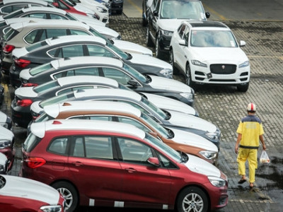 Việt Nam nhập gần 100.000 ôtô nguyên chiếc từ đầu năm