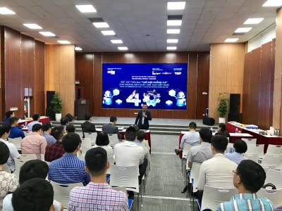 Thời đại 4.0 và chiến lược giữ vững lợi thế cạnh tranh cho DN ngành sản xuất chế tạo Việt Nam