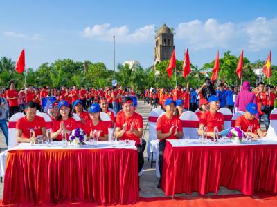 Quảng Bình: 1.000 thanh niên xung kích tham gia chiến dịch làm sạch biển