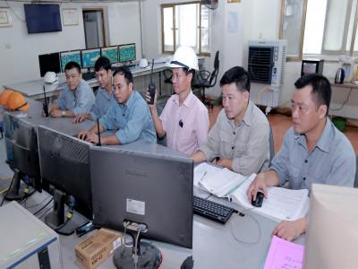 Tổng công ty CN mỏ Việt Bắc – TKV khẳng định uy tín, thương hiệu xi măng