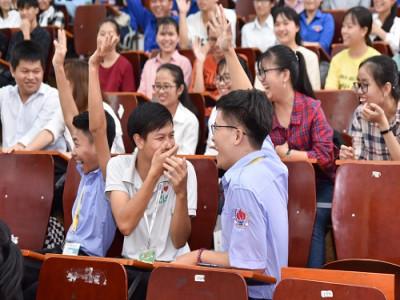 Hơn 1500 sinh viên được trang bị  kỹ năng quản lý tài chính