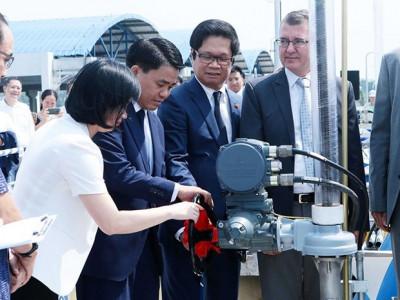 Khoảng 1/3 dân số Hà Nội phải mua nước giá cao gần 2 lần từ Nhà máy nước mặt sông Đuống?