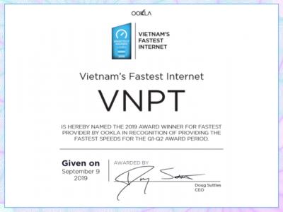 Đâu là lý do để  VNPT là nhà mạng có tốc độ Internet nhanh nhất Việt Nam?
