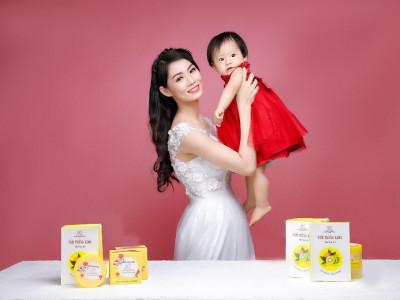 Nguyễn Trúc Ly - Bà mẹ bỉm sữa Vĩnh Long làm giàu cùng mỹ phẩm  Đông Anh