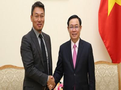 Công ty Hàn Quốc đầu tư 700 triệu USD phát triển hệ thống POS ở Việt Nam